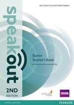 Speakout (2nd Edition) Starter Teacher's Guide with Resource & Assessment Disc ISBN: 9781292120171