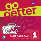 GoGetter 1 Class Audio CDs ISBN: 9781292179131