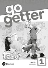 GoGetter 1 Test Book ISBN: 9781292179254