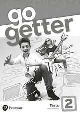 GoGetter 2 Test Book ISBN: 9781292179421
