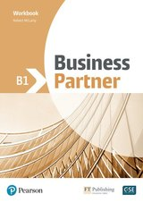 Business Partner B1 Workbook ISBN: 9781292191119