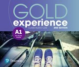 Gold Experience (2nd Edition) A1 Pre-Key for Schools Class Audio CDs ISBN: 9781292194134