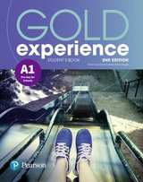 Gold Experience (2nd Edition) A1 Pre-Key for Schools Student's Book ISBN: 9781292194141