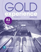 Gold Experience (2nd Edition) A1 Pre-Key for Schools Workbook ISBN: 9781292194257