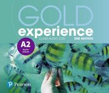 Gold Experience (2nd Edition) A2 Key for Schools Class Audio CDs ISBN: 9781292194264