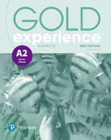 Gold Experience (2nd Edition) A2 Key for Schools Workbook ISBN: 9781292194387