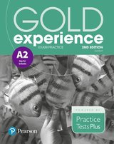 Gold Experience (2nd Edition) A2 Key for Schools Exam Practice (KET4S) ISBN: 9781292195209
