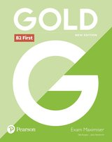 Gold (New Edition) B2 First Exam Maximiser without Key with Online Audio ISBN: 9781292202235