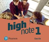 High Note 1 Class Audio CDs ISBN: 9781292209227
