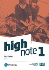 High Note 1 Workbook ISBN: 9781292209340