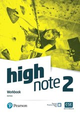 High Note 2 Workbook ISBN: 9781292209494
