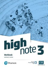High Note 3 Workbook ISBN: 9781292209647