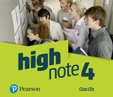 High Note 4 Class Audio CDs ISBN: 9781292209678