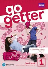 GoGetter 1 Workbook with Access code for Extra Online Practice ISBN: 9781292210001