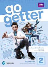 GoGetter 2 Workbook with Access Code for Extra Online Practice ISBN: 9781292210032