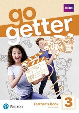 GoGetter 3 Teacher's Book with DVD-ROM & Access Code for MyEnglishLab & Extra Online Practice ISBN: 9781292210056