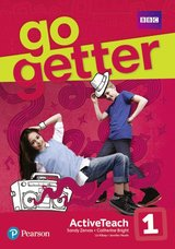 GoGetter 1 ActiveTeach (Interactive Whiteboard Software) ISBN: 9781292220048