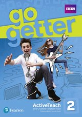 GoGetter 2 ActiveTeach (Interactive Whiteboard Software) ISBN: 9781292220055