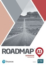 Roadmap A1 Beginner Workbook with Answer key & Online Audio ISBN: 9781292227733