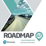 Roadmap A2 Elementary Class Audio CDs ISBN: 9781292227764