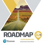 Roadmap A2+ Elementary Class Audio & Video DVD ISBN: 9781292227900