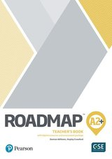 Roadmap A2+ Elementary Teacher's Book with Digital Resources & Assessment Package ISBN: 9781292228006