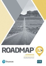 Roadmap A2+ Elementary Workbook with Answer key & Online Audio ISBN: 9781292228013