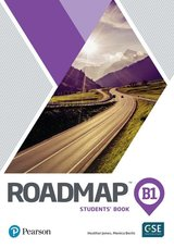 Roadmap B1 Pre-Intermediate Student's Book with Digital Resources & Mobile App ISBN: 9781292228099