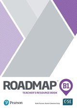 Roadmap B1 Pre-Intermediate Teacher's Book with Digital Resources & Assessment Package ISBN: 9781292228143