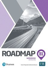 Roadmap B1 Pre-Intermediate Workbook with Answer key & Online Audio ISBN: 9781292228150