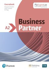 Business Partner A2 Coursebook with Digital Resources ISBN: 9781292233529