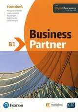 Business Partner B1 Coursebook with Basic MyEnglishLab ISBN: 9781292233543