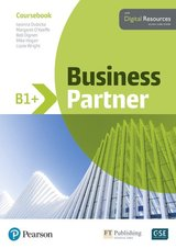 Business Partner B1+ Coursebook with Basic MyEnglishLab ISBN: 9781292233550