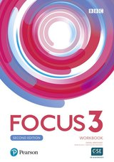 Focus (2nd Edition) 3 Workbook ISBN: 9781292234021