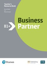 Business Partner B1+ Teacher's Book with MyEnglishLab ISBN: 9781292237190