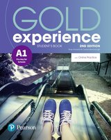 Gold Experience (2nd Edition) A1 Pre-Key for Schools Student's Book with Online Practice ISBN: 9781292237237