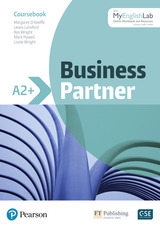 Business Partner A2+ Coursebook with Standard MyEnglishLab ISBN: 9781292248592