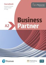 Business Partner A2 Coursebook with Digital Resources & MyEnglishLab ISBN: 9781292248608