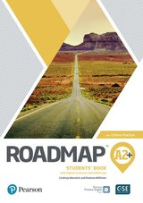 Roadmap A2+ Elementary Student's Book with Digital Resources, Mobile App & Online Practice ISBN: 9781292271880