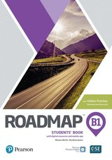 Roadmap B1 Pre-Intermediate Student's Book with Digital Resources, Mobile App & Online Practice ISBN: 9781292271897