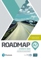 Roadmap A2 Elementary Student's Book with Digital Resources, Mobile App & Online Practice ISBN: 9781292271934