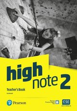 High Note 2 Teacher's Book with Pearson Practice English App ISBN: 9781292300856