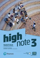 High Note 3 Student's Book with Basic Pearson Practice English App ISBN: 9781292300863