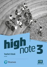 High Note 3 Teacher's Book with Pearson Practice English App ISBN: 9781292300887