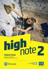 High Note 2 Student's Book with Basic Pearson Practice English App ISBN: 9781292300894