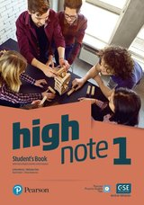 High Note 1 Student's Book with Basic Pearson Practice English App ISBN: 9781292300900