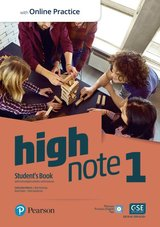 High Note 1 Student's Book with Standard Pearson Practice English App ISBN: 9781292300917