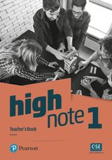 High Note 1 Teacher's Book with Pearson Practice English App ISBN: 9781292300924