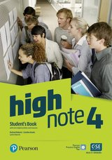 High Note 4 Student's Book with Basic Pearson Practice English App ISBN: 9781292300931