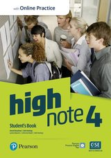High Note 4 Student's Book with Standard Pearson Practice English App ISBN: 9781292300948